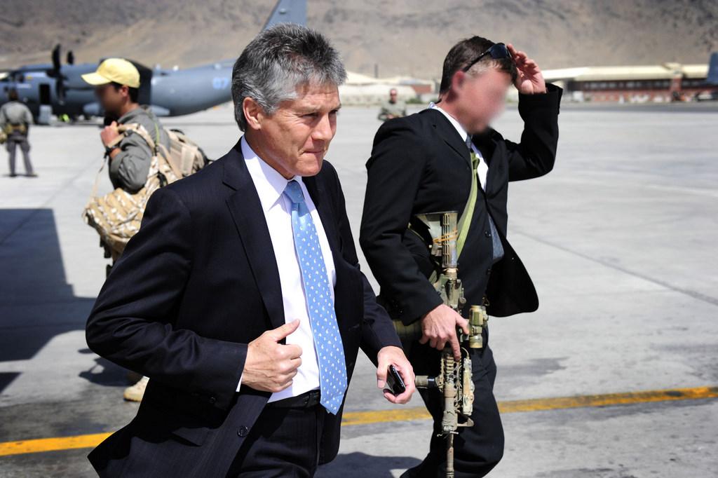 Smith in Kabul