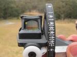 Thales Australia-designed quadrant sight w/ Trijicon RMR mounted.