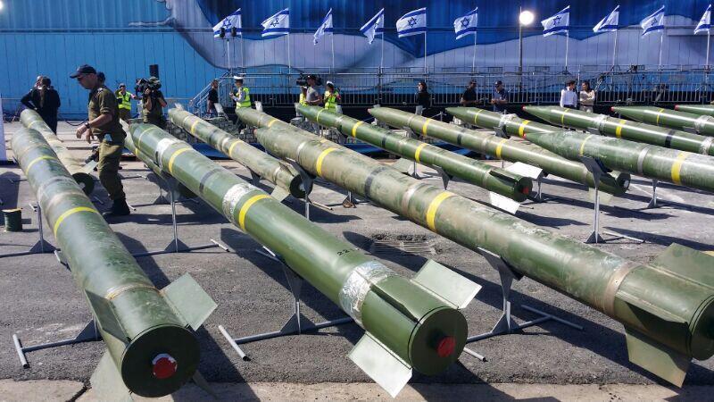 Khaibar-1 rockets